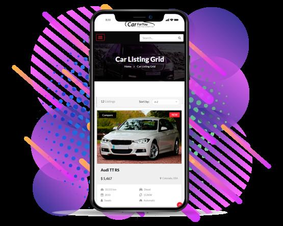 web-carros-responsive